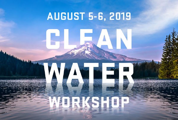 Link to 2019 Clean Water Workshop Information Page