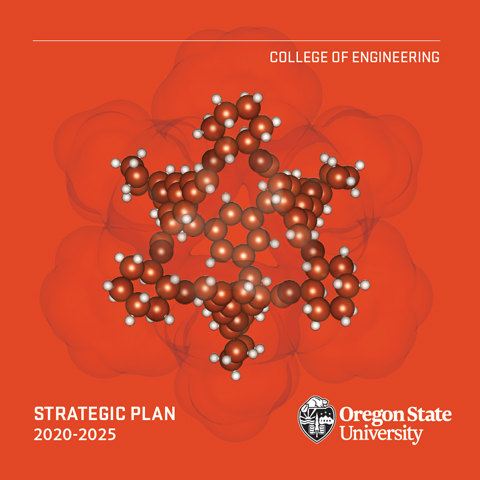 Cover of 2020-2025 strategic plan document