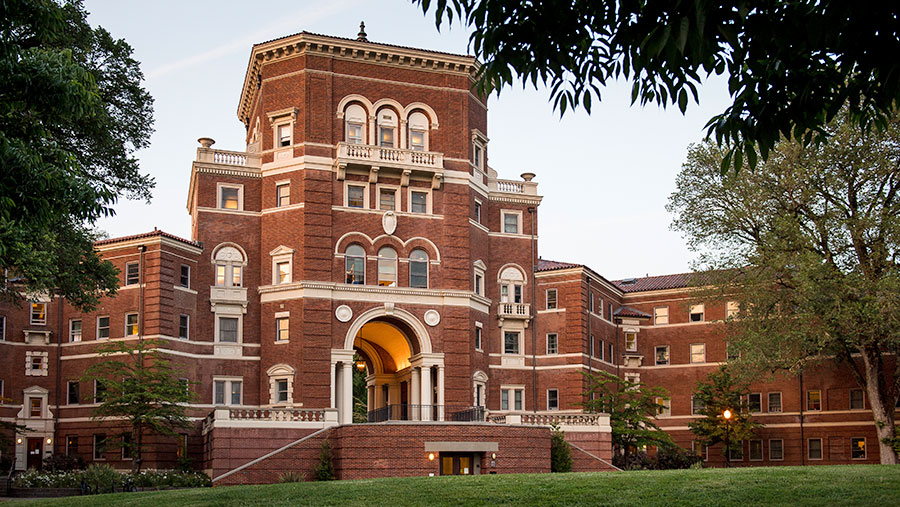oregon state Weatherford hall