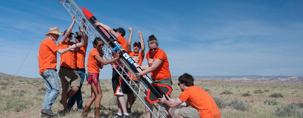 Experimental Sounding Rocket Association (ESRA) Intercollegiate Rocket Engineering Competition