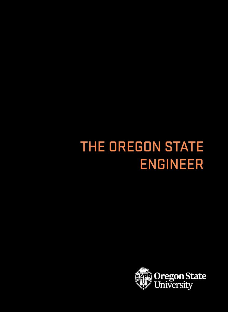 2017 The Oregon State Engineer cover
