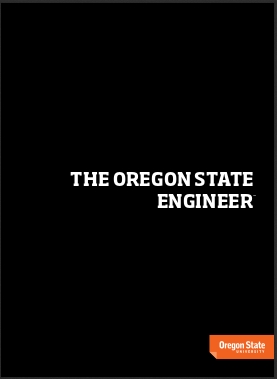 The Oregon State Engineer 2016