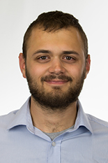Postdoc Researcher Eric Becker