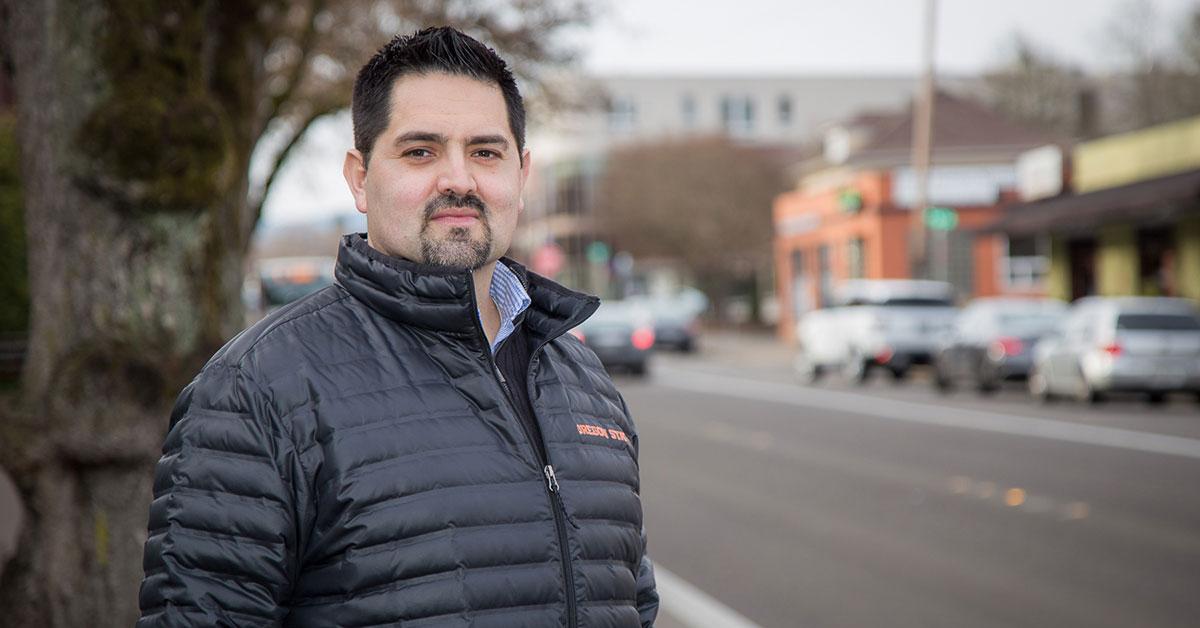 Truckers who struggle to find safe and adequate parking put themselves and the public at risk. Sal Hernandez is looking for solutions to the nationwide truck parking shortage.